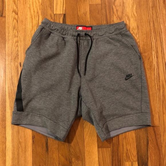Men's Nike Gray Sweat Shorts